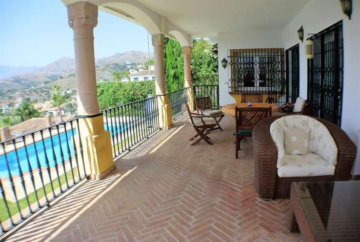 Chalet La Herradura Punta de la Mona Pool Terraces