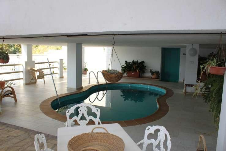 Almuñécar Villa pool costa tropical huge house