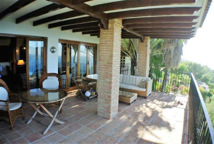 Chalet Villa La Herradura Costa Tropical Punta de la Mona