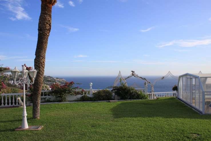 Villa Garden Pool La Herradura Costa Tropical Granada