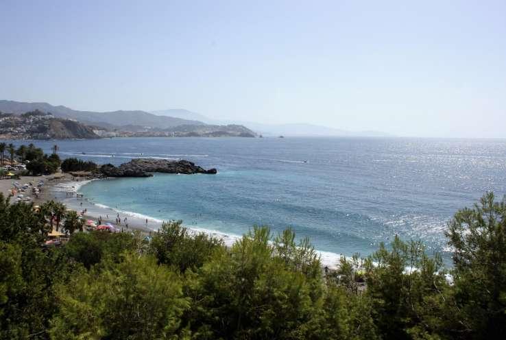 Marina Playa La Herrdura Costa Tropical Granada