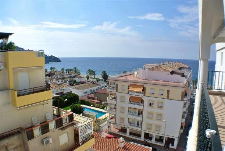 La Herradura Costa Tropical 3 Bedrooms near the beach Terrace