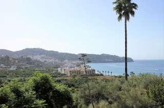 Villa Pool Peña Parda La Herradura Costa Tropical Granada