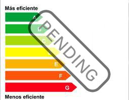Energy efficiency rating pending