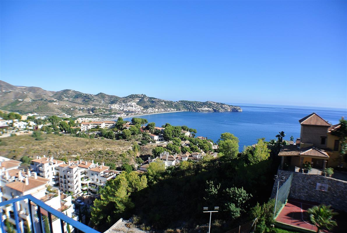 Sea View La Herradura Costa Tropical