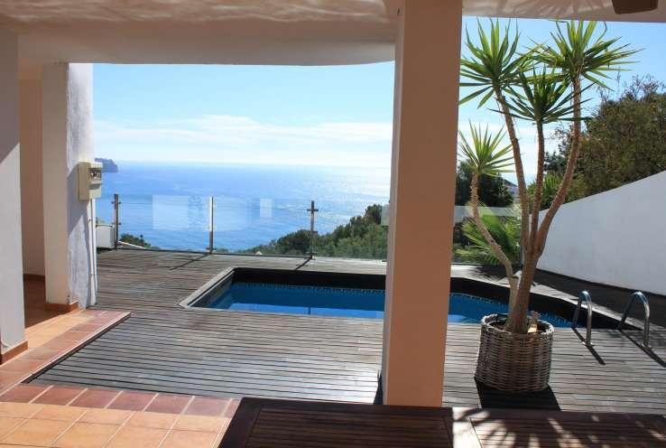 Townhouse Pool La Herradura Costa Tropical Granada