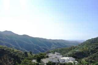 cortijo land sea views Granada