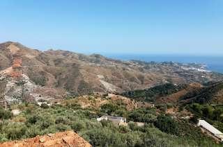 Cortijo new build good views La Herradura Costa Tropical Granada