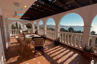 Villa Las Palomas La Herradura Costa Tropical Granada
