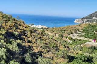 Plot, parcela, La Herradura, costa tropical, Granada